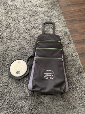 Mapex Percussion Kit with roller bag for Sale in Winchester, CA