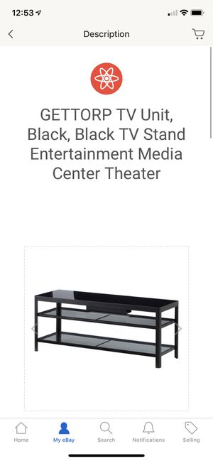 TV Stand Entertainment Center (New in Box) for Sale in Union Bridge, MD