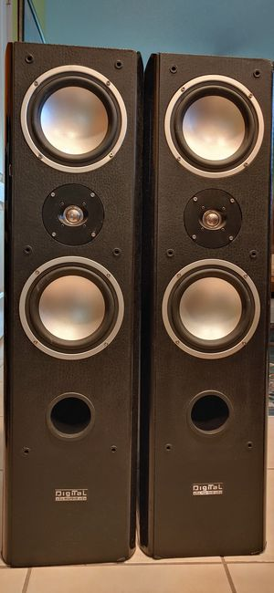 Digital Audio Pro-Series Floor Speakers for Sale in Hudson, FL