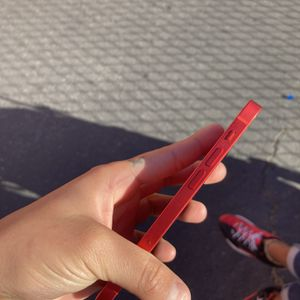 iPhone 12 Mini Red for Sale in San Clemente, CA