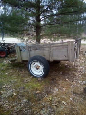 What time utility trailer for Sale in Wellston, MI