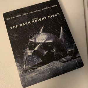 Batman Dark Knight Rises (steelbook) for Sale in Orlando, FL