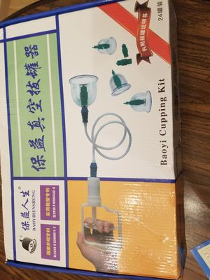 Baoyi cupping kit $20 for Sale in Seattle, WA