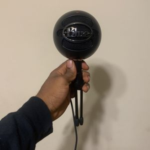 Blue Snowball Mic for Sale in Gaithersburg, MD