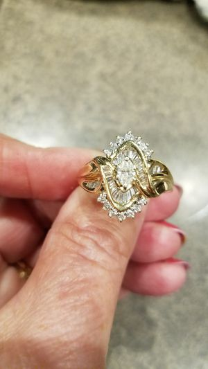 Diamond ring for Sale in Charlottesville, VA