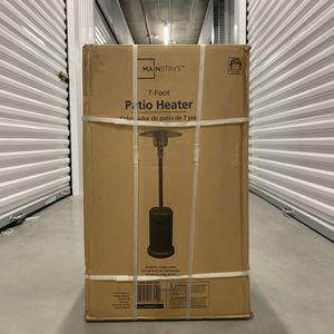 Mainstays Mocha Patio Heater for Sale in Rancho Palos Verdes, CA