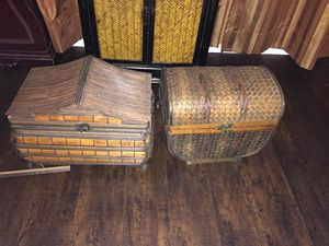 Treasure chest for Sale in Grand Prairie, TX