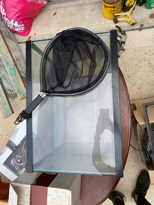 40 gallons fish tank for Sale in Austin, TX