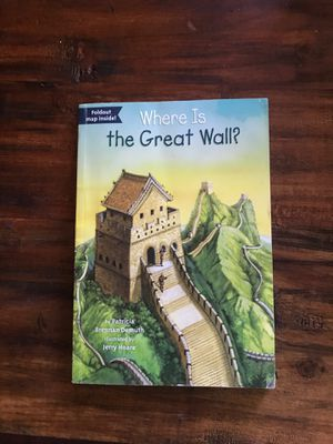 Where Is the Great Wall? for Sale in Dallas, TX
