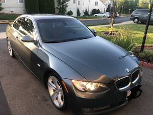 2009 BMW 335i Twin Turbo sport package for Sale in Gainesville, VA