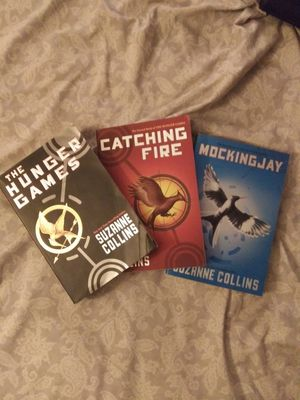 Hunger Games Trilogy for Sale in Phoenix, AZ