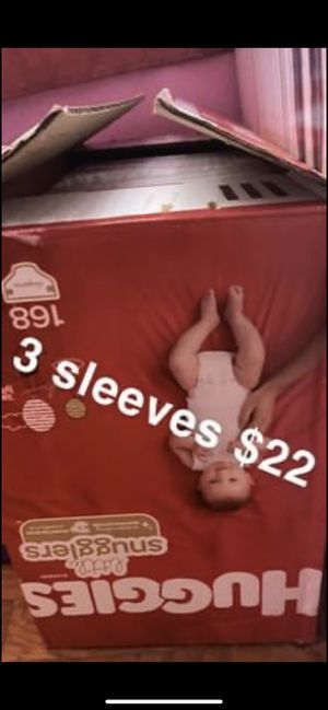 Diapers size 1 for Sale in Camp Springs, MD