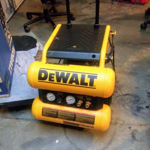 Brand New 1.1 HP CONTINUOUS 4 GALLON ELECTRIC WHEELED DOLLY-STYLE AIR COMPRESSOR for Sale in Anderson, SC