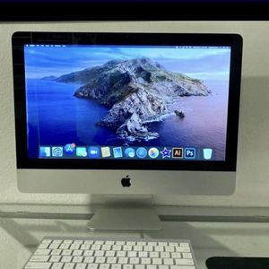 "Apple iMac 21.5"" with Keyboard for Sale in Glendale, AZ"