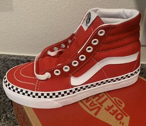 Vans for boys 4 / woman's girls 5.5 for Sale in Upland, CA
