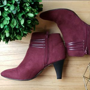 East 5th Size 7.5 Heeled Booties for Sale in Redmond, WA