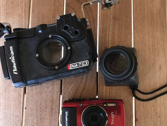 Olympus TG4 & Nauticam Housing for Sale in Fort Myers,  FL