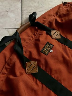 Vintage EDDIE BAUER XL Duffle Bag Made in USA for Sale in Alameda, CA