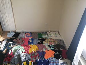 Mostly Brand New Boy Clothes / New condition baby boy /toddler / boy clothes sizes 3 months - XS for Sale in Virginia Beach, VA