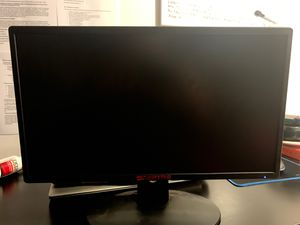 """20.5"""" Sceptre gaming monitor 75hz for Sale in Brookfield, IL"""