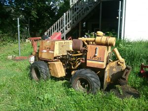 Vermeer lm 35 vibratory plow trencher for Sale in Charlottesville, VA
