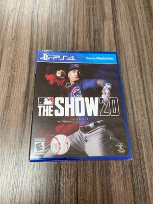 MLB 20 for Sale in Raleigh, NC