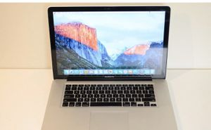 I don't accept Paypal or Cash App, Read first only offer up payment accepted or cash Apple laptops MacBook Pro 2010 Core i7 2.6ghz 8gb Ram, 500gb hdd for Sale in Billings, MT