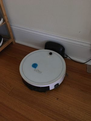 Robotic vacuum cleaner - Bobsweep for Sale in Evanston, IL