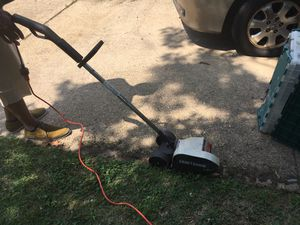Craftsman electric edger works great only $45 for Sale in Glen Burnie, MD