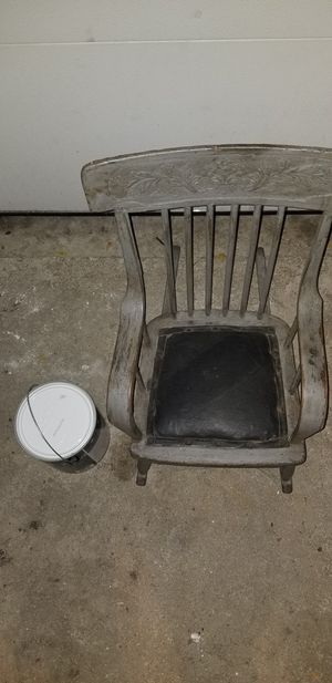 Antique Toddler Rocking Chair for Sale in Lombard, IL