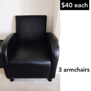 Armchairs - good as new for Sale in Bethesda, MD