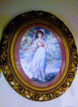 Lg antique picture for Sale in Saint Joseph, MO