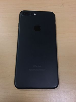 iPhone 7 Plus 128gb UNLOCKED with 6 months warranty for Sale in Cambridge, MA