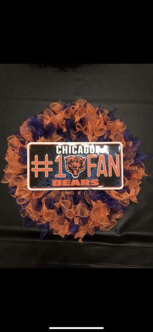 Chicago Bears Wreath for Sale in Avondale, AZ