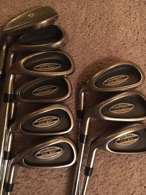 Former Redskin-Owned Golf Club Set - 9-piece for Sale in Ashburn, VA