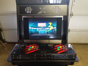 "Ultimate Arcade Gaming Cabinet! 32"" Vizio TV + XBOX360 & Fight Stick! for Sale in Escondido, CA"
