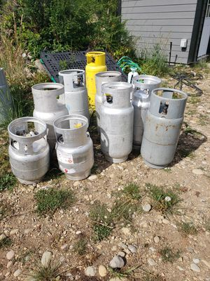 Forklift propane tanks for Sale in Roy, WA