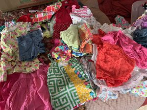 Lot of girls spring/summer clothes for Sale in Suffolk, VA