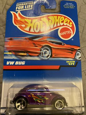 Hot wheels VW Bug from 1998 for Sale in Garden Grove, CA