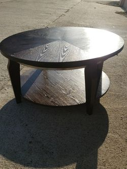 Round Coffee Table for Sale in San Diego,  CA