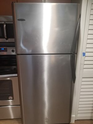 Stainless steel refrigerator for Sale in San Diego, CA