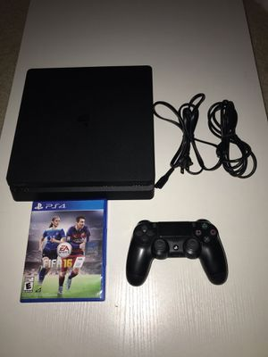 PS4 SLIM 1TB for Sale in Spanaway, WA