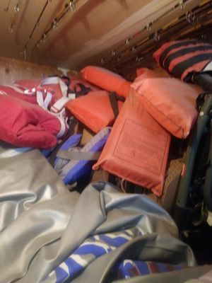 Life jackets, all sizes for Sale in Redmond, OR
