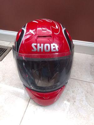 Shoei motorcycle helmet for Sale in Powder Springs, GA