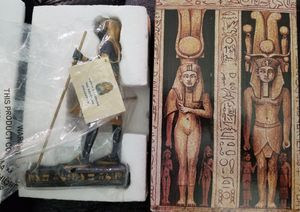 """Myths & Legends The Egyptian Collection Selkis Protector of the Deceased Figurine/Statue 8"""" for Sale in Spring Valley, CA"""