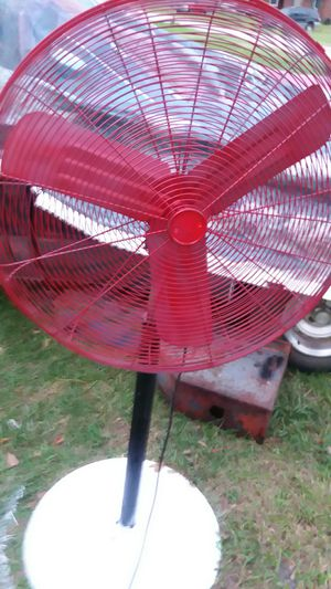 Powerful stand fan indrustrial for Sale in Fitzgerald, GA