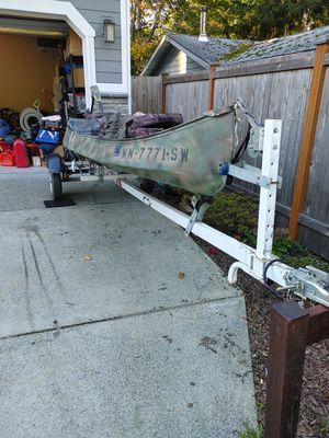 Awesome Lowsider Gheenoe Duck Boat for Sale in Edmonds, WA