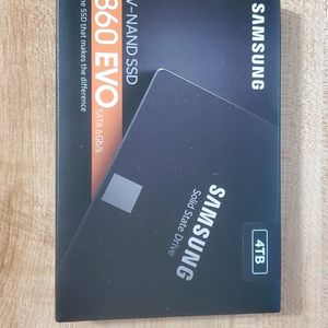 Samsung 4TB 860 EVO for Sale in Fullerton, CA