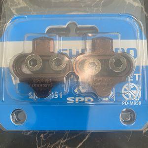 SHIMANO SM-SH51 SPD CLEATS for Sale in Norwalk, CA