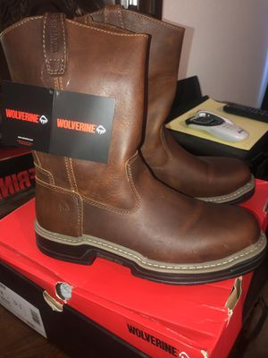 Wolverine work boots for Sale in Burleson, TX